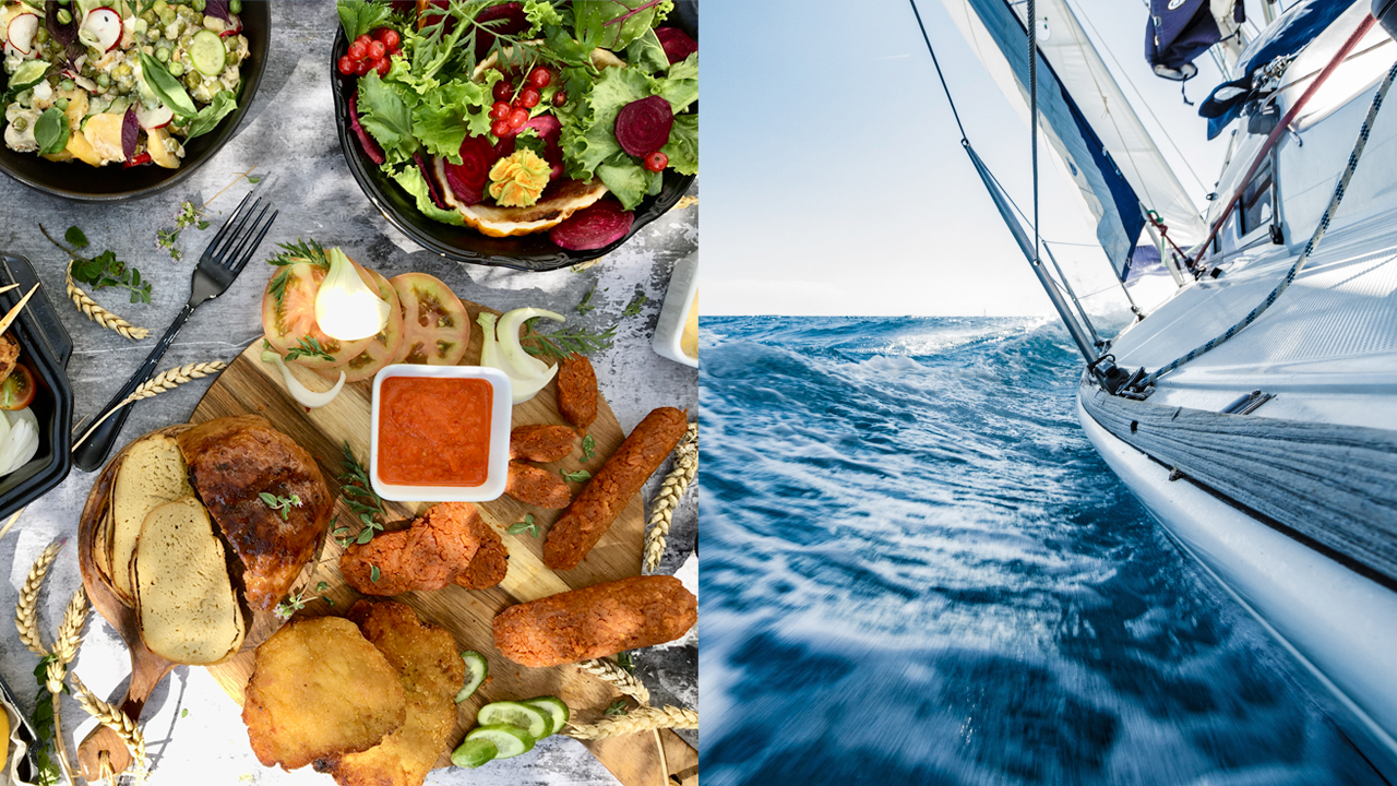 Vegan Sailing Week Croatia