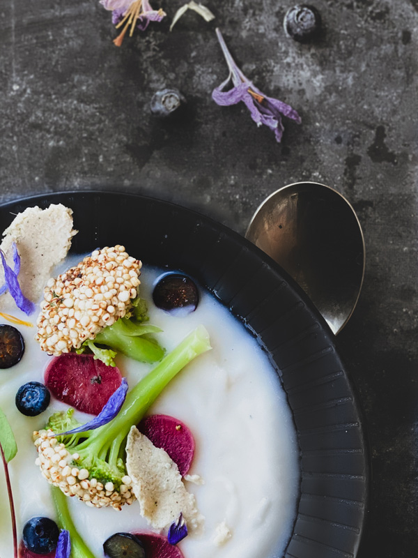 vegan sailing plant based foods